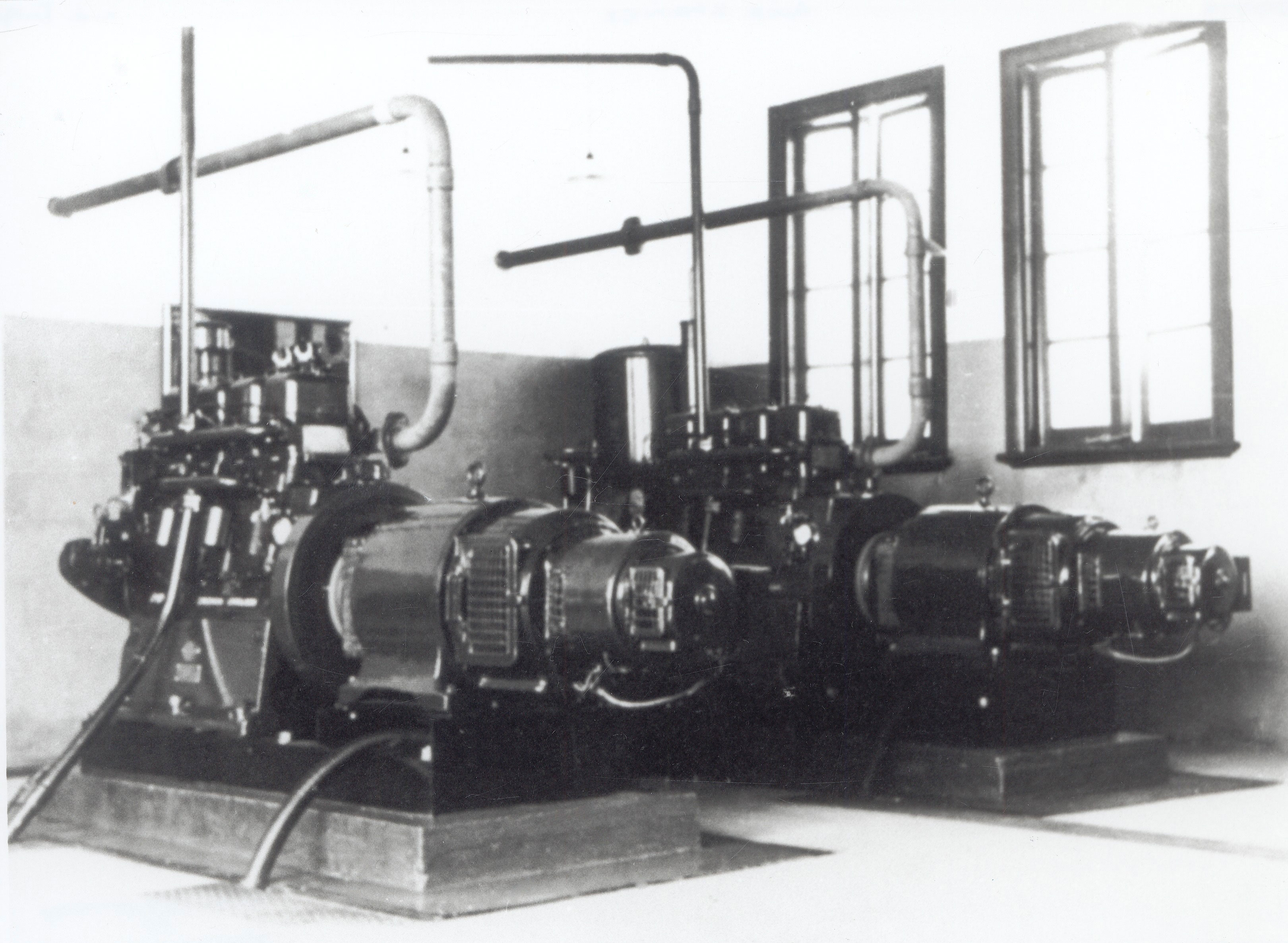 Alice Springs Heritage Power Stations – Territory Generation