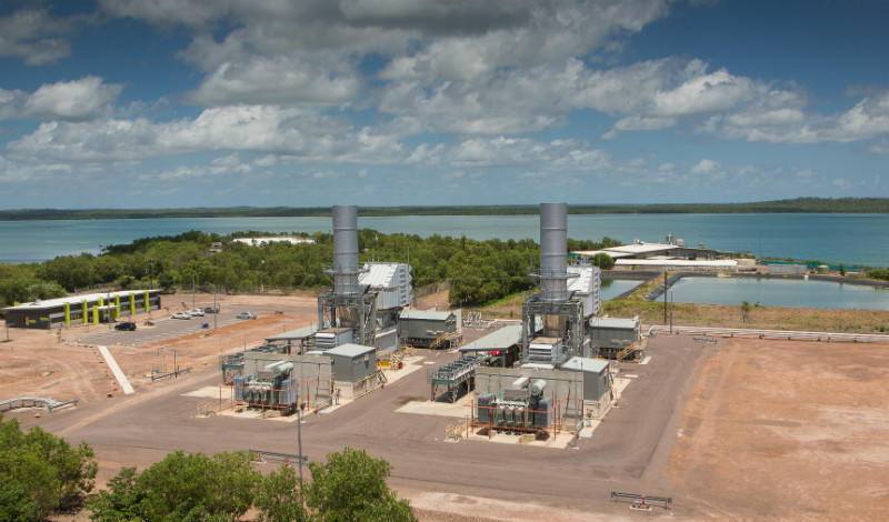 Channel Island Power Station – Territory Generation